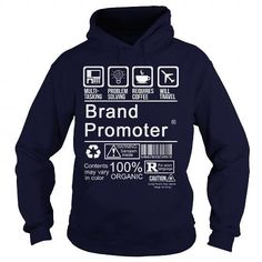 BRAND PROMOTER T Shirts, Hoodies Sweatshirts. Check price ==► http://store.customtshirts.xyz/go.php?u=https://www.sunfrog.com/LifeStyle/BRAND-PROMOTER-Navy-Blue-Hoodie.html?41382