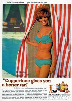 Coppertone (featuring Jill St. John) (July 1967)