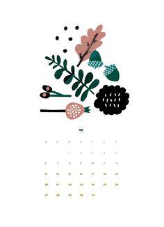 Nanna Prieler - Date Sheet October