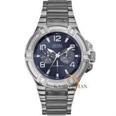 Guess Rigor Stainless Steel Bracelet W0218G2