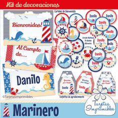 kit-de-decoraciones-Marinero-nene-etiquetas-banderines-tarjetas