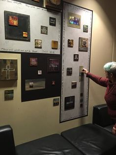 BloxShop offers collectible, customizable magnetic art decorations for your home, office, and more. Explore your custom interior design artistry with magnetic blox and magnetic paint additive. Magnetic Paint, Libraries, Schools, Magnets, Photo Wall, Gallery Wall, Walls, Interior Design, Painting