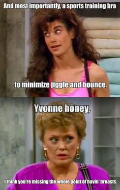 We could all learn a lesson in sass from The Golden Girls (19 photos)