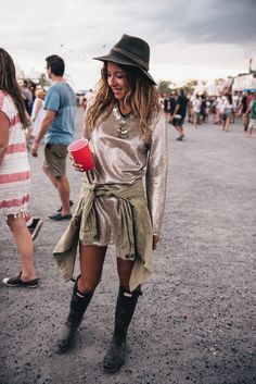 Bluesfest 2016 Festival Style | Spell & The Gypsy Collective