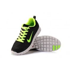 cd80169afe5e0 Nike Free 6.0 Spiderman New 2013 Running Online Sale Black Green Black  Sneakers