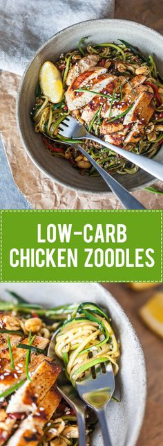 Low-Carb Chicken Zoo