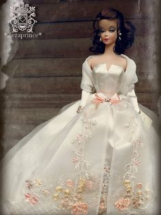 fashion doll, bride doll, Barbie Silkstone : Lady of the Manor