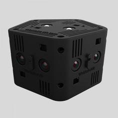 STEREOSCOPY :: WeMakerVR is a stereoscopic 3D Cameras Capture (1/1) -