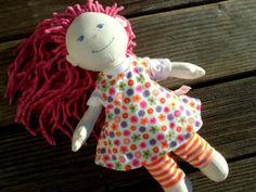 Kleidung 3-tlg. für HABA Puppen Gr. 30 Lilli Nele  von Kindersachen-Puppensachen auf DaWanda.com