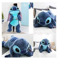 Don't know what it says but I love Stitch! Lilo Ve Stitch, Lilo And Stitch Quotes, Stitch Toy, Cute Stitch, Disney Stitch, Peluche Stitch, Giant Stitch, Stitch And Angel, Cute Disney Drawings