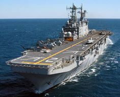 USS Wasp, LHD-1 | Navy ships, Aircraft carrier, Us navy shipsSpanish Aircraft Carrier Prince Of Asturias