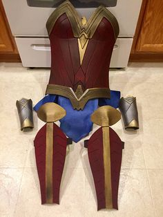 ++++This is a Wonder Woman costume based on the hi. Carnival Costumes, Diy Costumes, Costumes For Women, Cosplay Costumes, Wonder Woman Outfit, Wonder Woman Cosplay, Disfraz Wonder Woman, Halloween Cosplay, Halloween Costumes