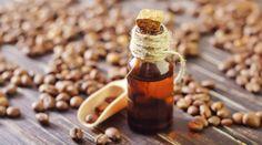Esfoliação e creme de café