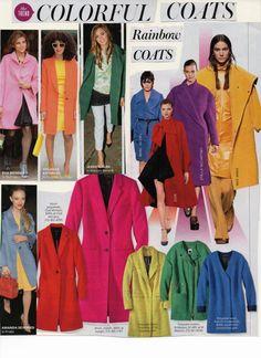 Jacket society 2013 fall coat trends