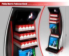 Philip Morris Floor Stand Unit on Behance