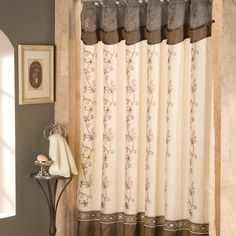 23 Elegant Bathroom Shower Curtain Ideas Photos Remodel And Custom Elegant Bathroom Shower Curtains Inspiration