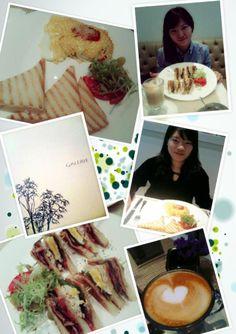 Galerie restaurant~