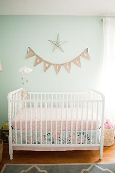 Baby Camille and Nursery | The Little Umbrella