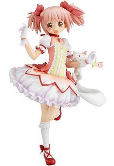 Amazon.com: Good Smile Puella Magi Madoka Magica: Madoka PVC Figure: Toys & Games