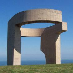 Elogio del horizonte - Eduardo Chillida