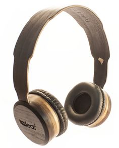 Audio Maple Tribeca Genuine Wood Aviator Headphones for Kindle Fire HD Amazon Device Accessories