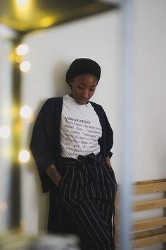 Get this look: http://lb.nu/look/8973342  More looks by Little Djala: http://lb.nu/littledjala  Items in this look:  Pull & Bear Pant, Asos Kimono, Tee   #littledjala #paris #parisstreetstyle #fashion #fashionpost #fashionblog #fashionista #fashionblogger #outfit