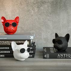 10.000   Stílusos megjelenése erőteljes hangzással párosul. Egy zenekedvelő francia bulldog rajongónak ideális ajándék....