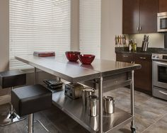 Stainless Steel Island Google Search