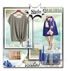 """SHEIN 38"" by zerina913 ❤ liked on Polyvore featuring MAC Cosmetics and shein"