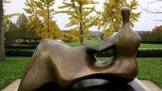 Henry Moore • Music by Krzysztof Penderecki