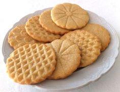 Sencillamente están de muerte estas galletas de vainilla sin huevo y sin leche. Una receta básica que te gustará. Dairy Free Recipes, My Recipes, Sweet Recipes, Cookie Recipes, Favorite Recipes, Brownie Cookies, Cupcake Cookies, Cupcakes, Pan Dulce