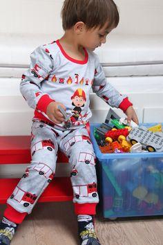 Sewing pattern for kids pyjamas  #sewing #pattern