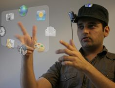 MIT's 6th Sense device could trump Apple's multitouch #IoT