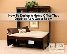 1000 images about office guest room bed ideas and office ideas on pinterest murphy beds nooks and reading nooks bed office