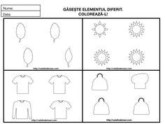 7 planse educative. Gaseste diferentele. – Catalina Bîrsan Math, Blog, Math Resources, Blogging, Mathematics