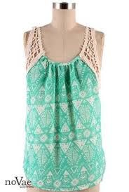 favorite color tank top. go good with....wait ANYTHING