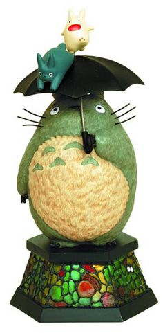 My Neighbor Totoro Music Box - Someone buy this for me now!!