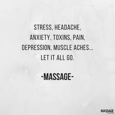 Let it all go. #MassageTherapy #destress care4u #ALauraMassage