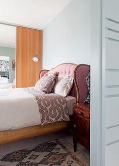 Faça seu quarto pequeno parecer maior