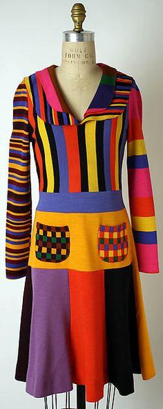 DressStephen Burrows,1970The Metropolitan Museum of Art