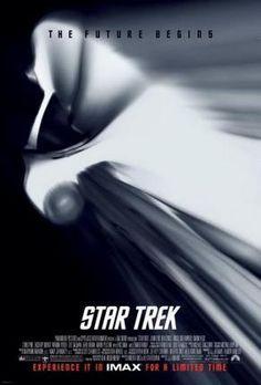 Star Trek 2009 Movie Poster 24inx36in