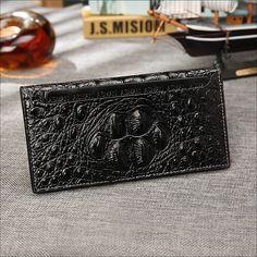 $4.74 (Buy here: https://alitems.com/g/1e8d114494ebda23ff8b16525dc3e8/?i=5&ulp=https%3A%2F%2Fwww.aliexpress.com%2Fitem%2Fnew-fashion-men-wallets-Coin-purse-mens-long-wallet-male-money-purses-Soft-Card-Case-New%2F32762301765.html ) new fashion men wallets Coin purse mens long wallet male money purses Soft Card Case New classic crocodi pattern designer wallet for just $4.74