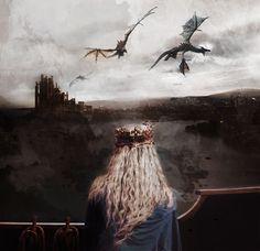 The Second Dance: a civil war between Daenerys Stormborn and Aegon the Pretender