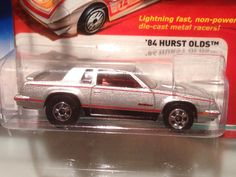 Hot Wheels 1984 Hurst/Olds Pic. by Joe Danon
