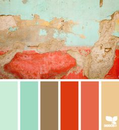 Great color palette- which room do you want to use this in? Labor Junction / Home Improvement / House Projects / Paint / House Remodels / www.laborjunction.com