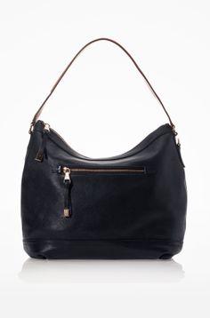 LEATHER BOWLING BAG - View all - Bags & Purses - WOMEN - Jordan   150.00 JOD