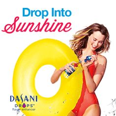 Enter to win a 7-day Caribbean cruise in the DASANI DROPS® Drop into Sunshine Sweepstakes!