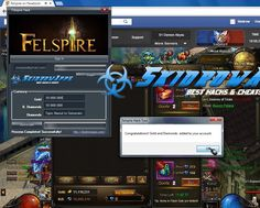 Felspire Hack