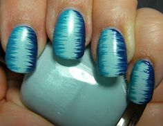 We are really loving these wispy nails!