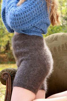 Mohair Turtleneck Shorts | eBay